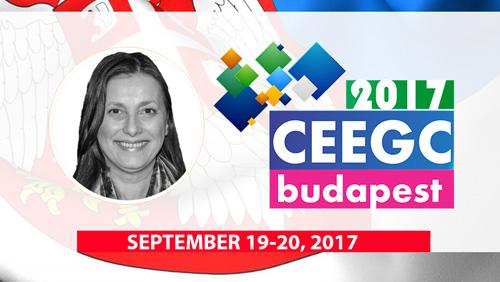 Mirjana Aćimović (JAKTA & EUROMAT) will shed light on the Serbian gambling market at CEEGC2017 Budapest
