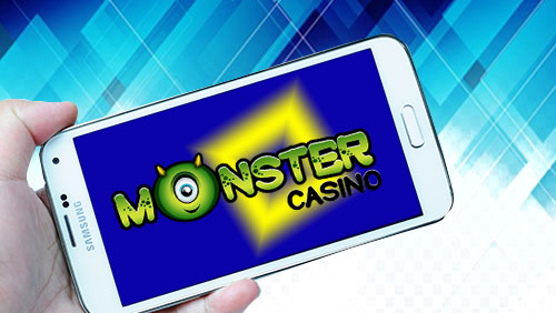 Monster Casino launches highly secure mobile casino Android App on Google Play