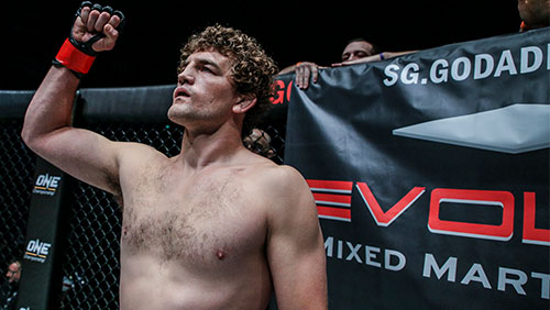 By the numbers: Ben Askren