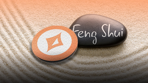 partypoker goes all Feng Shui with a new colour scheme