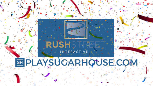 Playsugarhouse.com celebrates one year anniversary by letting players in New Jersey gamble with house money!