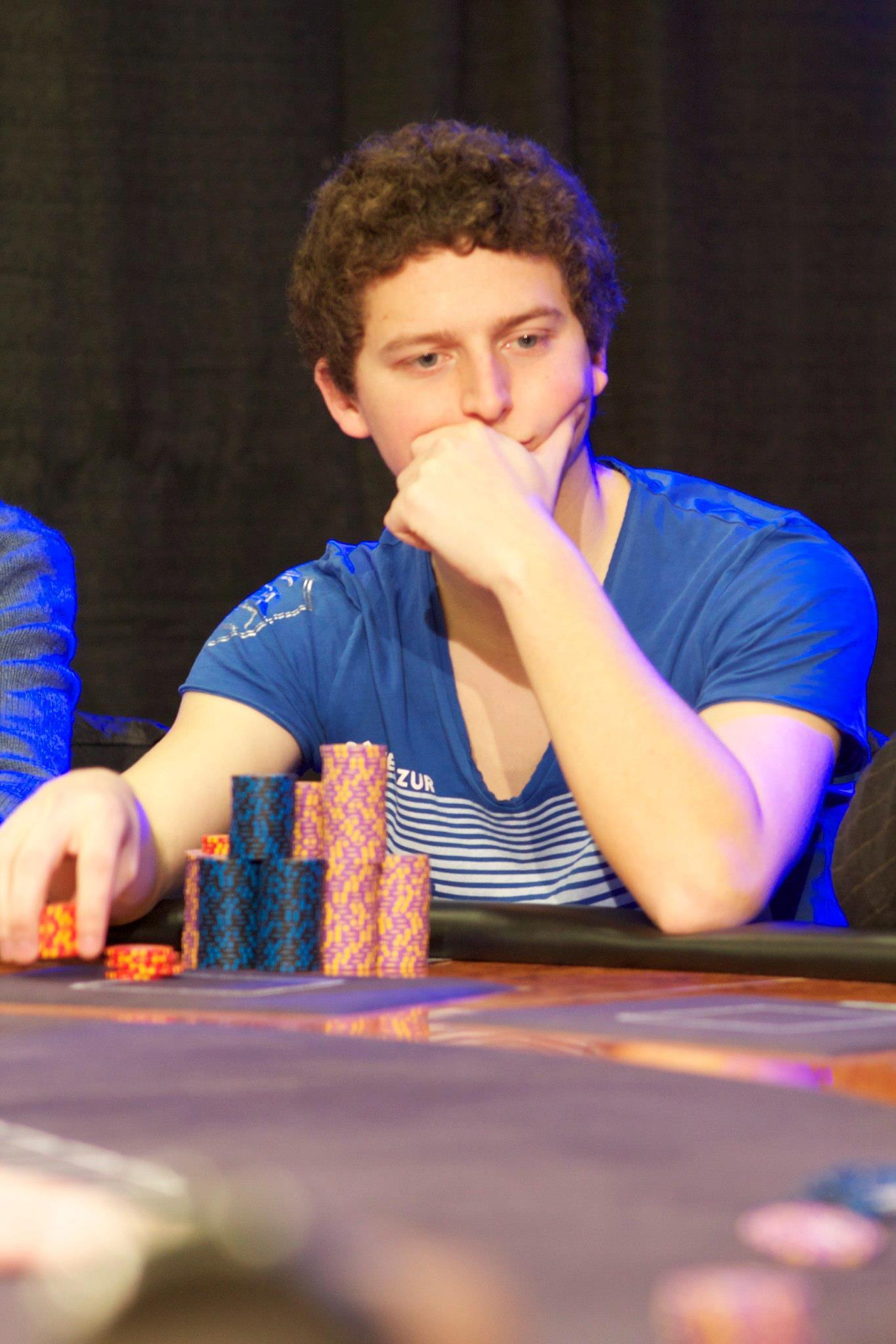 Poker routines episode #9: Daniel Carter