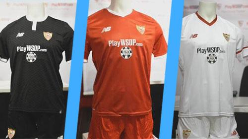 Sevilla FC agree Playtika deal pushing PlayWSOP.com into the limelight