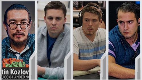SHRPO Big 4: Wins for Kozlov, Andress, Foxen and Altman
