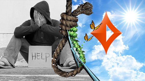 A suicide every 40-seconds: partypoker is doing something about it