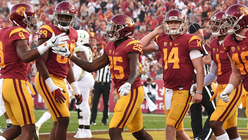 USC looking to return to glory in 2017 as Pac-12 championship favorite