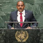 Antigua PM Gaston Browne uses United Nations address to urge US to honor WTO rules