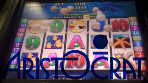 Aristocrat: Dolphin Treasure slot passed strict standards