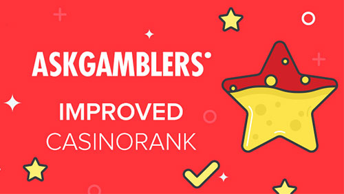 AskGamblers enhance CasinoRank algorithm
