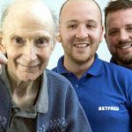 Betfred staffers credited with saving pensioner's life