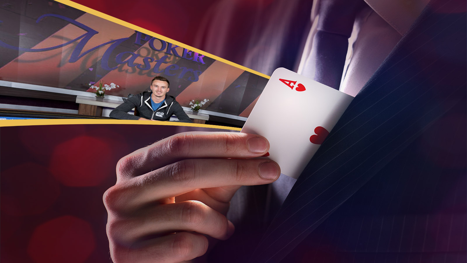 Calling The Clock: Sontheimer the Poker Master; charity, and more