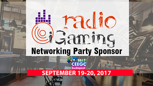 CEEGC 2017 Announces iGaming Radio as Networking Party sponsor at the hippest venue in Budapest