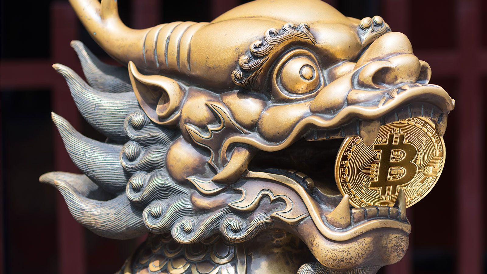 China only pretending to fight bitcoin