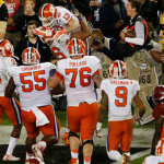 Clemson a solid road favorite against Virginia Tech in ACC Clash