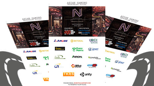 Connect with 150 professionals at the Asian Gaming Networking Social, September 8