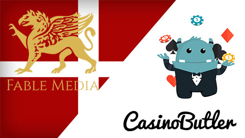 Fable Media enters Danish affiliate gambling market with Casinobutler.dk