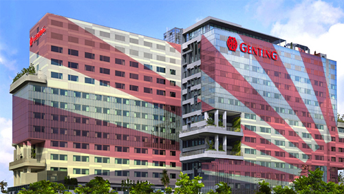 Genting Singapore marks Japan presence with new office