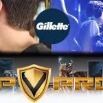 Gillette sponsors LOL team; PvPRO ink Sportradar deal