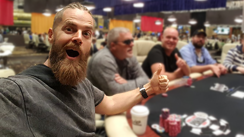 """We Got'em Boys!"" Steven ""SvZff"" van Zadelhoff wins WCOOP Main Event"