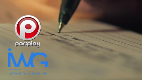 IWG pens Pariplay partnership