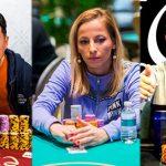 Live tournament news: Sean Yu; Anna Antimony & Leung Cheung headline