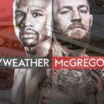 Mayweather v. McGregor drives Nevada sportsbook record