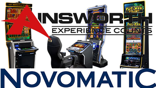 NOVOMATIC and Ainsworth unite at G2E for extensive US showcase