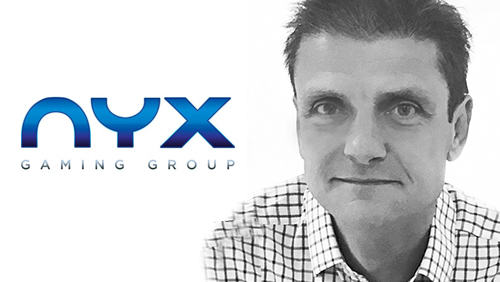 NYX Gaming Group grows talent investment with senior appointment