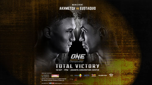 One Championship announces full bout card for return to Jakarta on 16 September