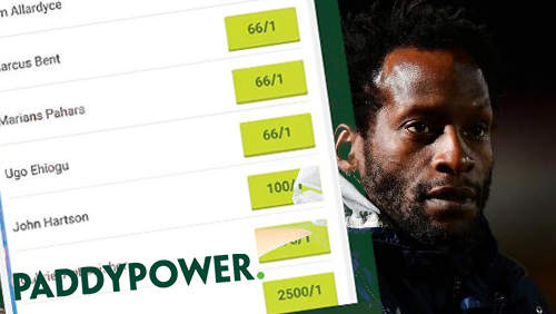 Paddy Power apologizes over betting choice boo-boo