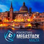 Pokerstars Megastack adds second Malta stop to 2017 schedule