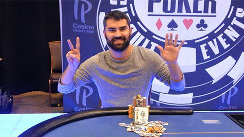 WSOP.com celebrates 4th birthday; Cartwright celebrates 7th gold ring