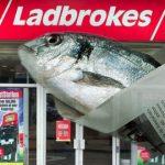 Ladbrokes Coral will no longer honor newspaper racing odds
