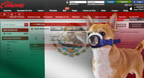 Is online gambling legal in mexico casino juegos
