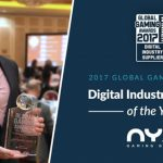 NYX Gaming Group named Digital Industry Supplier of the Year at 2017 Global Gaming Awards