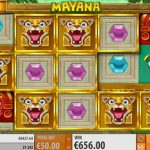Quickspin strikes gold with Mayana