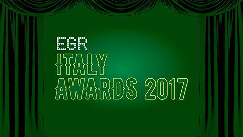 Sisal Group, Eurobet, and Stars Group headline EGR Italy Awards shortlists
