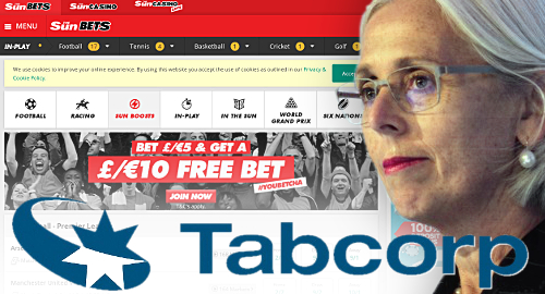 tabcorp-sun-bets-online-betting-venture