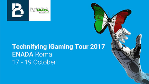 UNIQUE STOP IN ITALY ON BTOBET'S TECHNIFYING IGAMING TOUR 2017