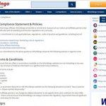 WhichBingo moves on Compliance