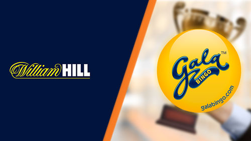 William Hill and Gala Bingo win first two Playtech Awards of 2017
