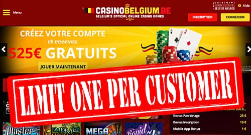 legal online casino belgium