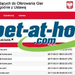 Bet-at-home keeps winning despite Polish ban-hammer