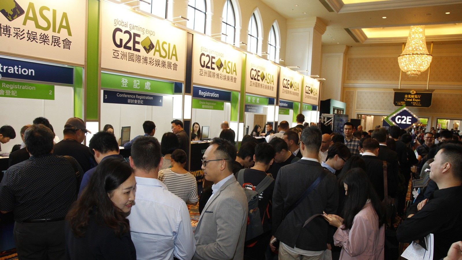 Global Gaming Expo Asia 2018 gets set for Industry Heavyweights