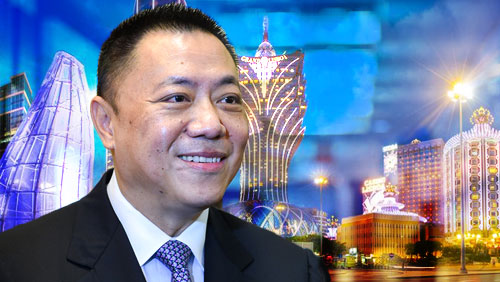 Lionel Leong: Macau casino winning streak to continue in 2018