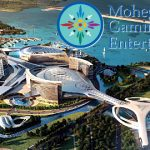 Mohegan Gaming delay South Korea casino groundbreaking