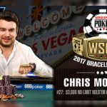 Moorman wins 26th online triple crown; sets his sights on live version