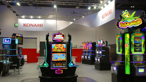 Nektan first in Europe to offer Spin Games licensed titles including Konami video slots