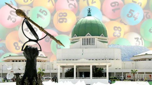 Nigeria lawmaker threatens to revoke license of 18 lottery operators