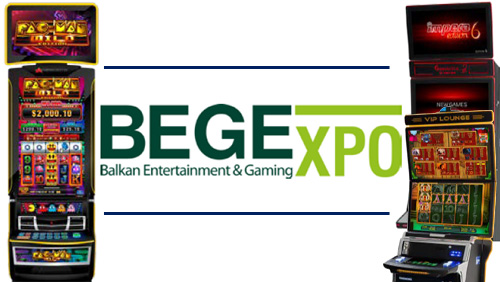 NOVOMATIC enlarges footprint at BEGE Expo in Sofia